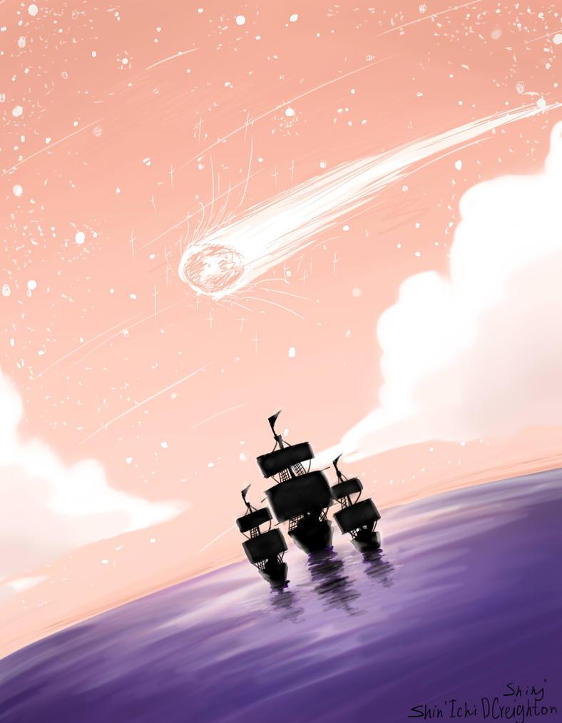 My Dream by ShinIchi-D-Creighton