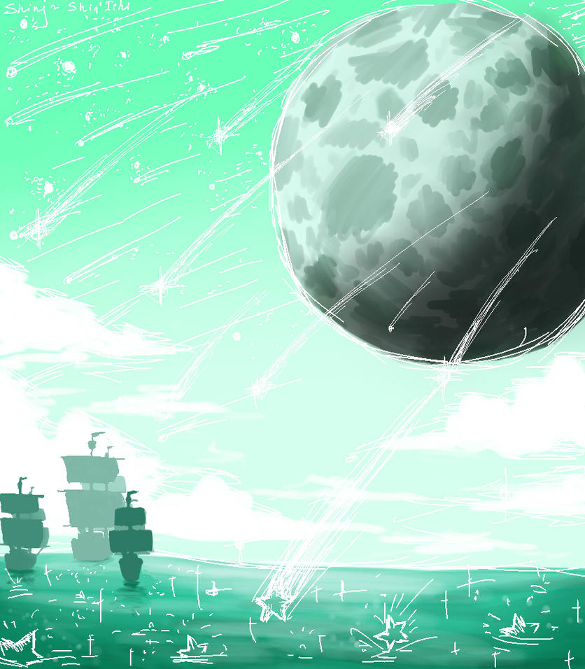 My sea dream. #4 by ShinIchi-D-Creighton