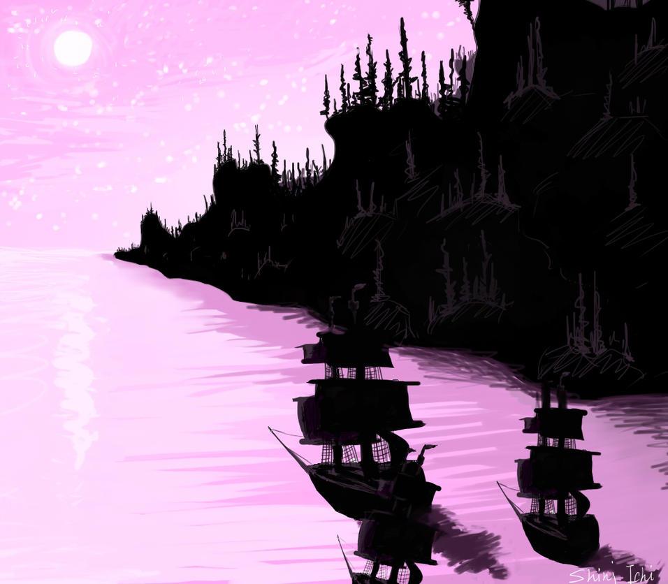 My sea dream. #5. by ShinIchi-D-Creighton