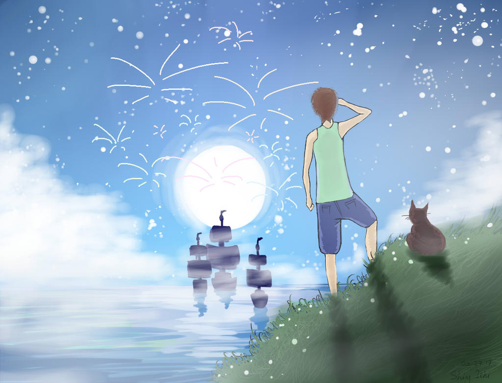 My sea dream. #6. by ShinIchi-D-Creighton