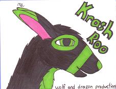 Krash Roo by Animedevildeman