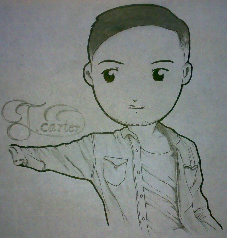 My Tyler Carter Fan Art By Edmarcandelario On Deviantart