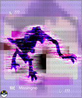 PKMN 000:: Missingno by Trickity-QuickShot