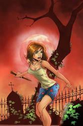 Buffy  Color by carloslima