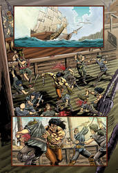Conan1   Pag01 Color Sample