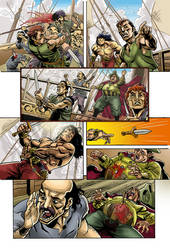 Conan1   Pag01 By Color Carloslima Low