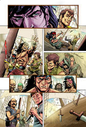 Conan1 Pag03 Color Sample