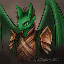 Zenkhai by WingedZephyr