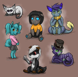 Stream Freebies by WingedZephyr