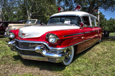 1956 Caddy by patganz