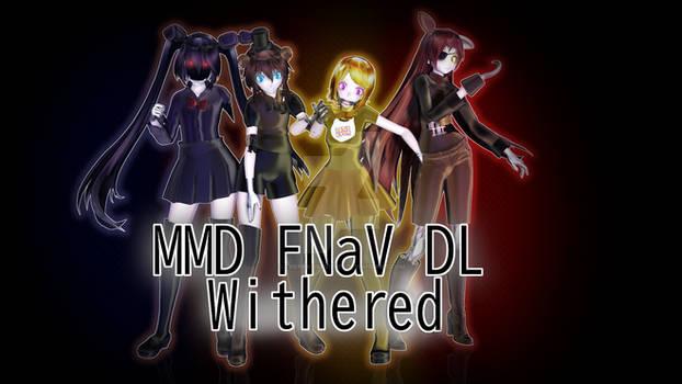 MMD FNAF [FNAV2] Update DL
