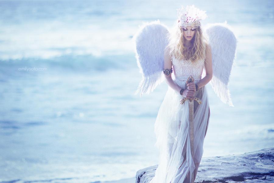 Heaven's Sword by EmilySoto