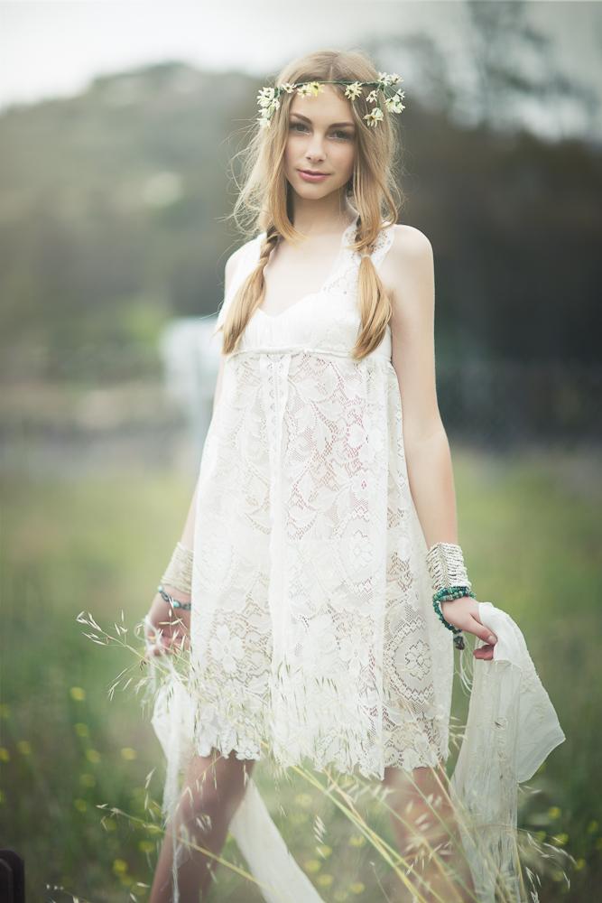 Cold silk by emilysoto on deviantart - Robe hippie chic mariage ...