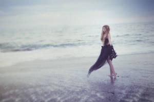 The Sea Goddess and The Raven