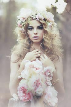 The Wild Rose Fairy