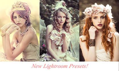 New Lightroom Presets!