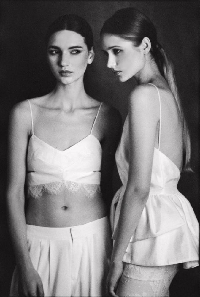 Eva and Olga by EmilySoto