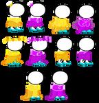 [F2U] Dreamer Bases