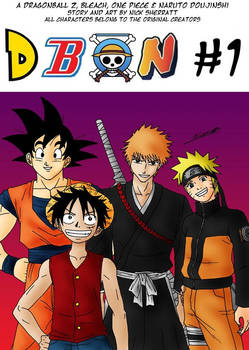 DBON issue 1 Cover