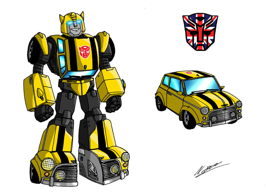 Bumblebee Transformers Animated Transformers Bumble Bee