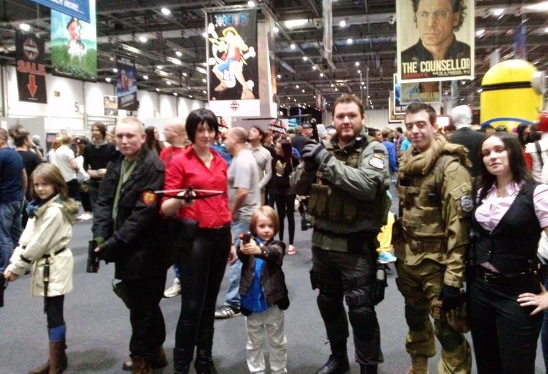 Resident Evil 6 full cast cosplay by taresh