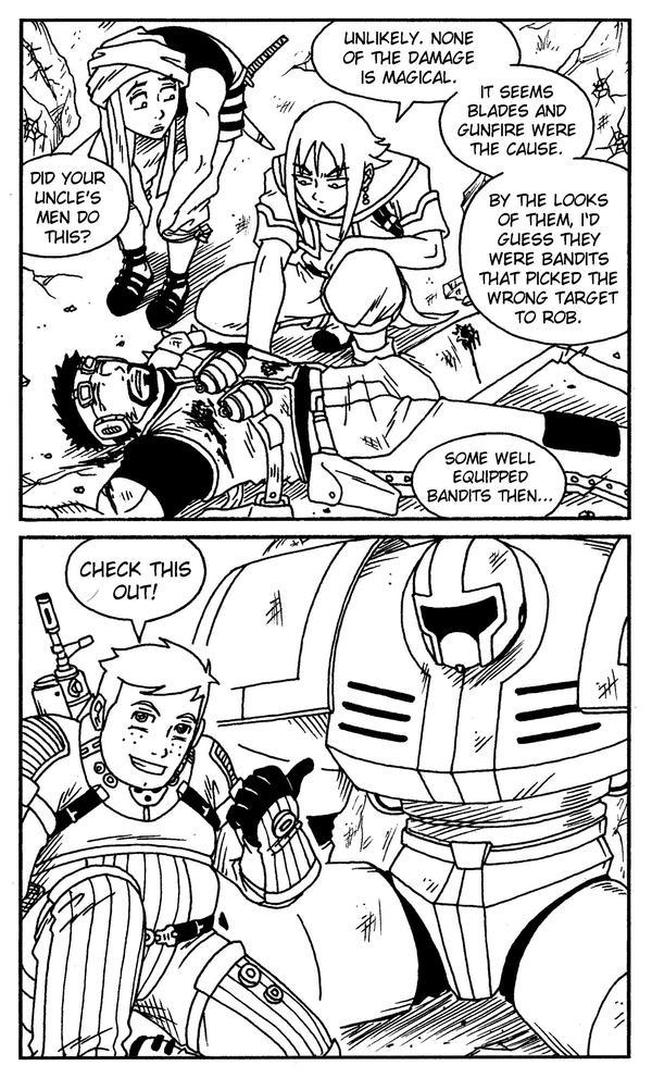 Ryak-Lo Origin 06 page 23 by taresh