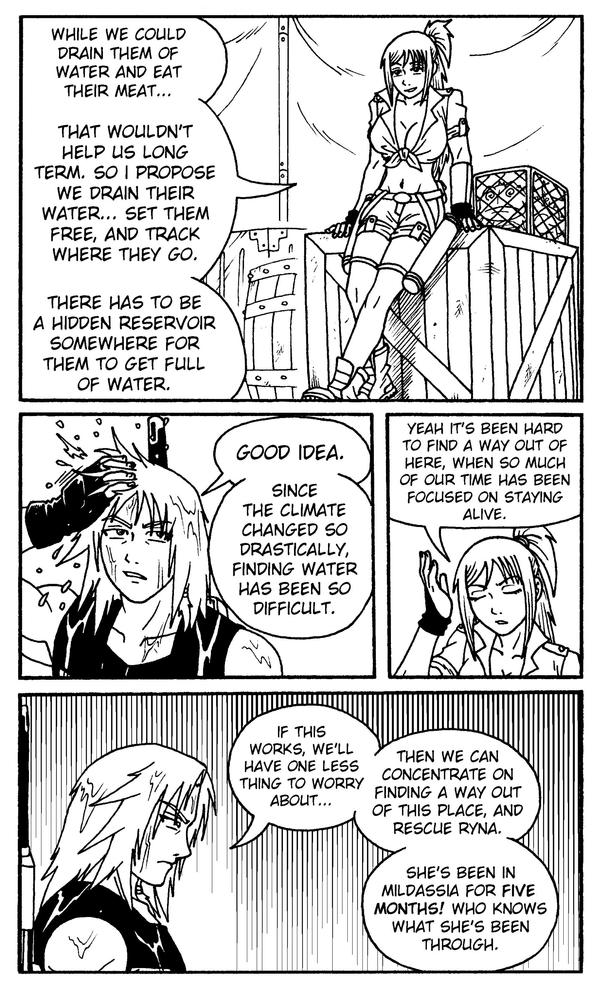 Ryak-Lo Issue 51 Page 11 by taresh