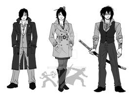 Misc Character Designs