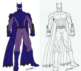 batman and spiderman amalgam