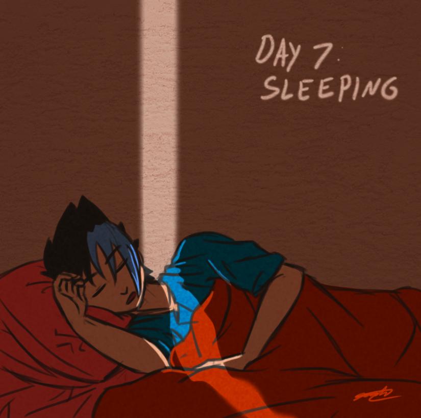 30 day challenge: day 7 by Jashiku