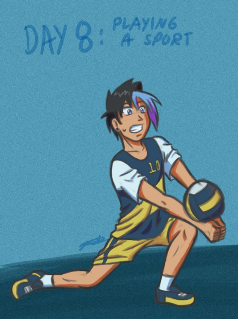 30 day challenge: Day 8 by Jashiku