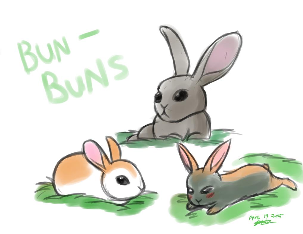 Bun Buns by Jashiku