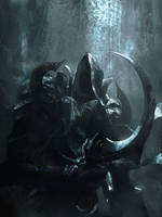 Malthael - Diablo 3 by tnounsy