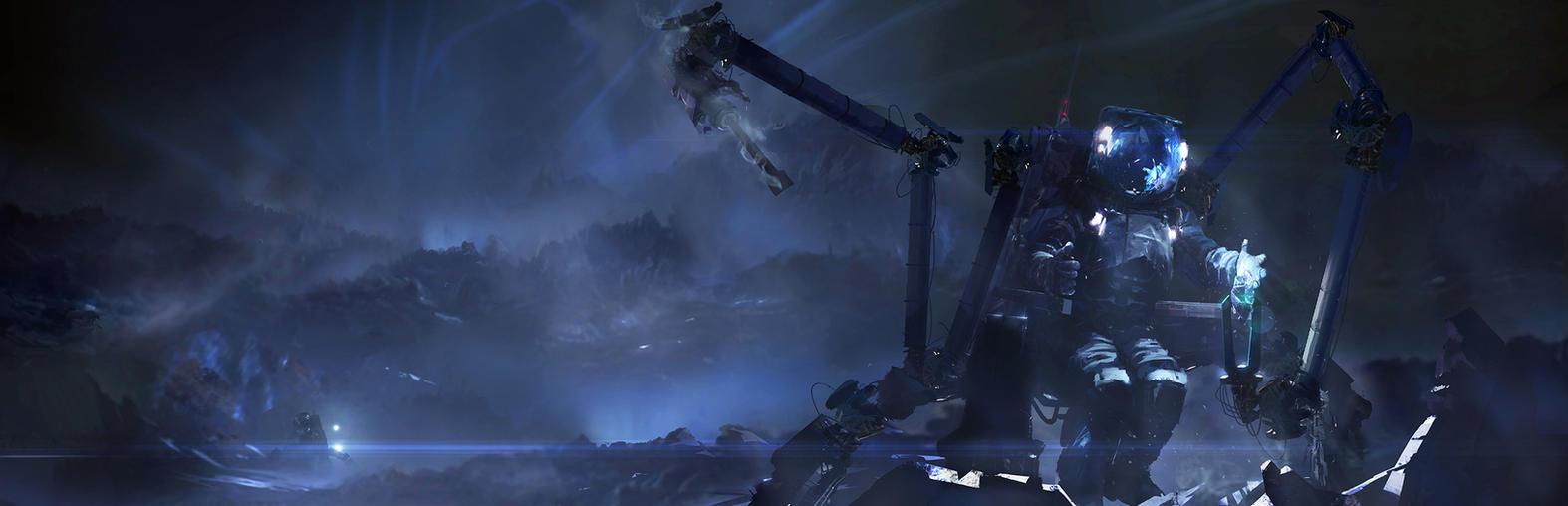 Comet explorer by tnounsy