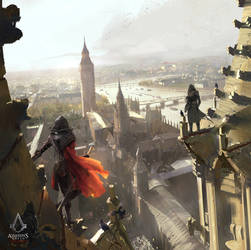 Assassin's Creed Syndicate concept by tnounsy