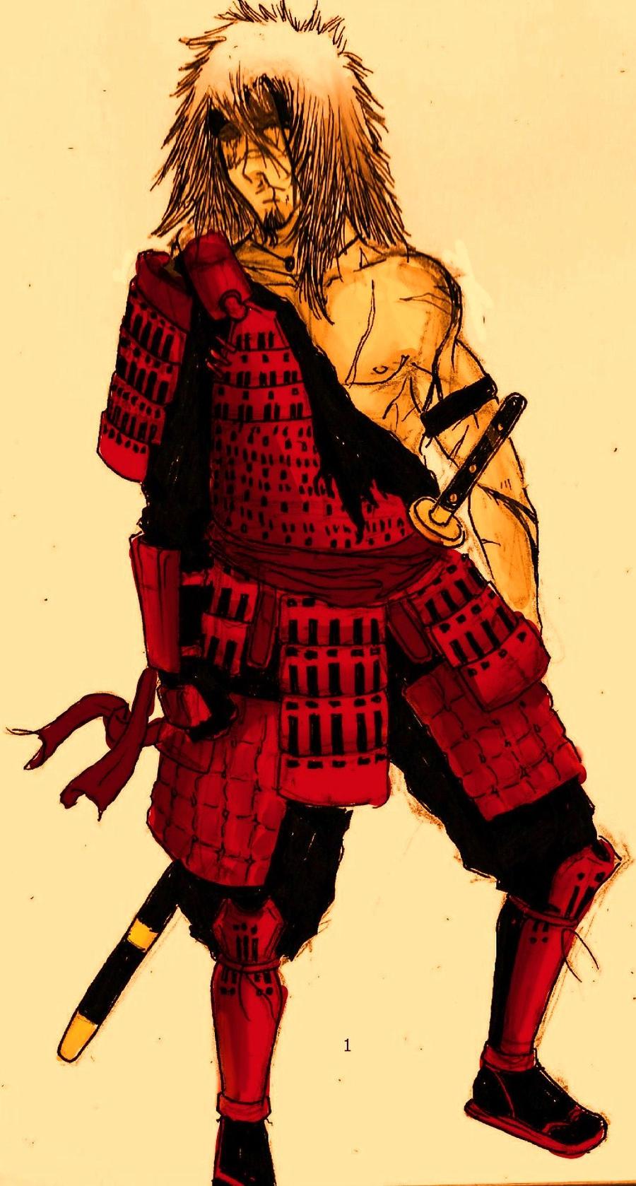 Samurai Armor Anime | www.pixshark.com - Images Galleries ...