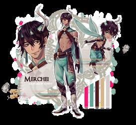 Merchei -- Adoptable Auction [CLOSED]