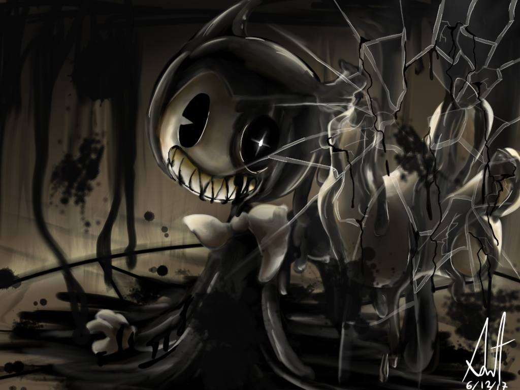 Sams Credit Login >> Bendy and the Ink Machine: I Will Come for You by sageleaf1987 on DeviantArt