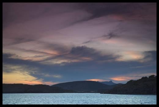 sunset in turkey IV