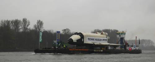 Spaceship BURAN