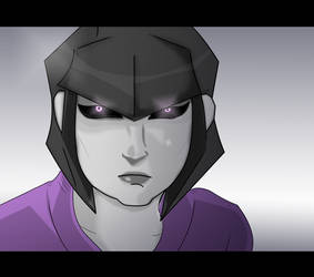 Character OC sketch