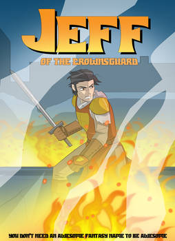 Jeff of the crownsguard