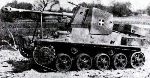 Rare Toldi prototype by superweapons1956HUN