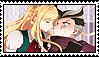 Sondam (Sonia x Gundam) Stamp by misawafujisaki