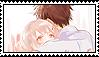 Hinanami (Hinata x Nanami) Stamp