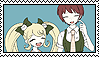 Soapies (Koizumi x Saionji) Stamp by misawafujisaki