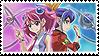 Serenadeshipping (Serena x Yuzu) Stamp #2 by misawafujisaki