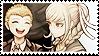 Kuzupeko (Kuzuryuu x Pekoyama) Stamp #2