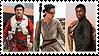JediStormPilot (Finn x Poe x Rey) Stamp by misawafujisaki