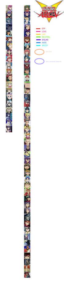 Yu-Gi-Oh! Arc V Shipping Meme [Blank] (UPDATED!)